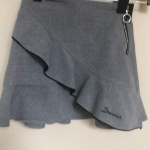 Zara kids grey skirt